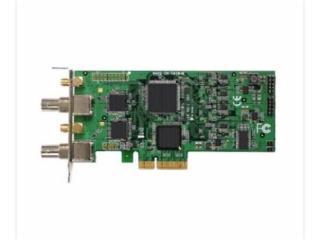 JWS-X2-SDI-金微視JWS-X2-SDI高清廣播級1080P視頻采集卡2路SDI高清采集卡