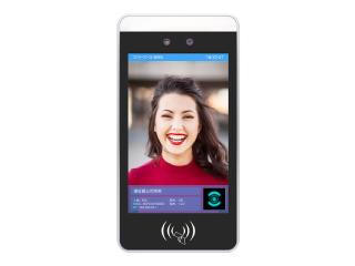 SZ-1082D-桌面帶刷卡人臉識別通行模組