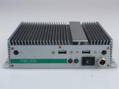 嵌入式無風扇工控機