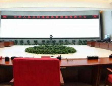 洲明紧张救援可视化取智慧会议系统大力支援各地疫情防控阻击战
