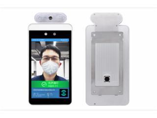 SV-1081D-測溫人臉識別通行管理模組