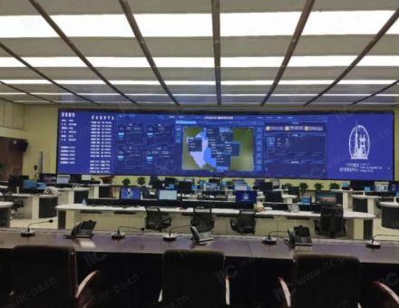 【itc数字会议、专业扩声案例】某城市运行管理指挥中心