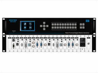 RHS-0808-8*8按鍵型混插矩陣主機RHS-0808