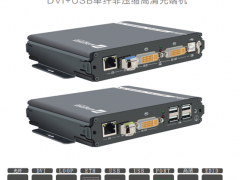 天翼訊通TY-HFD311U 非壓縮DVI高清光端機
