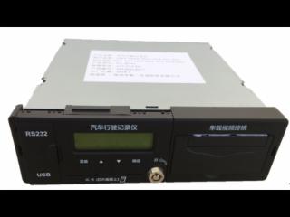 RV-8408-車船車載錄像機 4-8路SD卡錄像機 雙SD卡4G北斗雙模部標視頻一體機 內置打