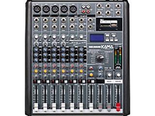 KMX-802USB-紧凑的多用途调音台