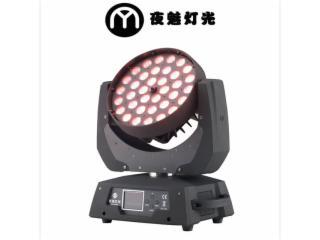 YM-36-36颗LED调焦染色四合一摇头灯