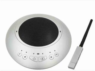 NK-OM600W-無線2.4G全向陣列視頻會議麥克風