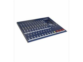 DM1204-B、DM1604-B-多功能调音台
