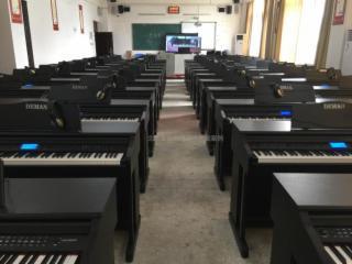 XRHT-KJHU-4000-钢琴课教学系统软件 电钢琴教学系统中控设备