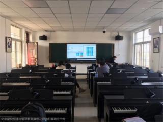XRHT-KJHU-9000-数码钢琴房教学演示设备 钢琴指法教学软件
