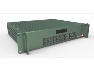加固型H.265網絡解碼拼接主機-