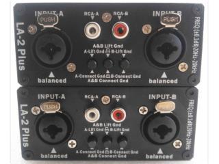 LA-2PLUS音频信号隔离器 音频隔离器 噪音隔离器 交流