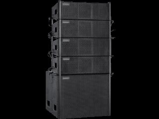 TW6.5A-美立达MAGNETIC 二分频有源线阵系统