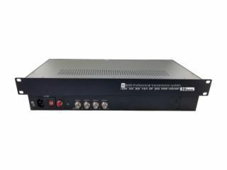 XR-SG04-1U-新锐视听 1U机架式 4路单向单纤 SD/HD/3G-SDI 高清视频光端机