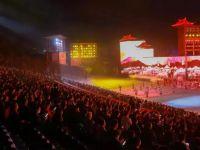 樂華城《秦漢·風云》大型演藝活動讓觀眾親臨歷史