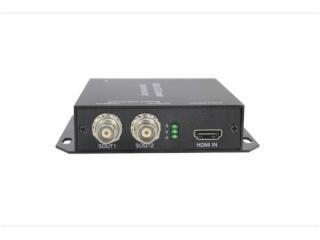 XR-HZS-2S-新锐视听 HDMI转SDI 视频转换器 SDI 两路输出