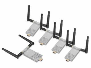 XR-MHWX200-4-D-新銳視聽多路無線200M HDMI傳輸器  一發多收HDMI 200M無線延長器