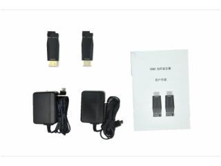 新銳視聽 迷你4K 30HZ HDMI光傳輸器 單多模單纖 LC 300M-XR-MHG03-1圖片