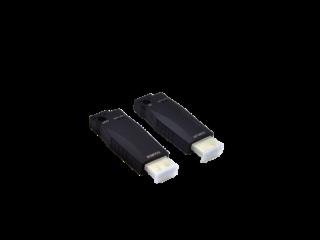 XR-MHG03-2-新锐视听 迷你 4K 30HZ  HDMI光端机 单多模单纤 LC 300M
