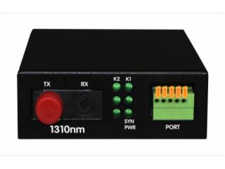 FCP-K1/2-飞畅科技-袖珍型1-2路开关量光端机