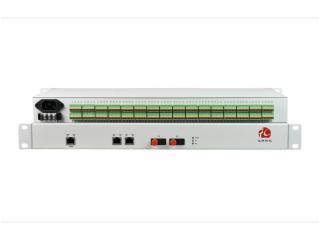 FCP-K128-飛暢科技-128路單向/64路雙向開關量光端機