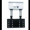 液晶電動升降隱藏吊架-HS-ZJ5220圖片