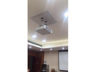 HS--投影机开关门电动升降机