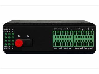 FCP-D8G-飞畅科技-工业轨式1-8路RS485数据(MODBUS RTU协议)