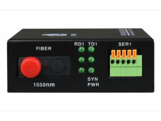 FCP-RDQ1-飞畅科技-袖珍型单路数据RS232/422/485串口光猫