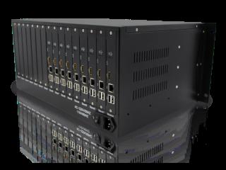 XR-8HJM-新銳視聽 8路HDMI數字解碼矩陣 監控矩陣 拼接矩陣