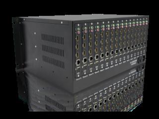 XR-16HJM-新銳視聽 16路HDMI數字解碼矩陣 監控矩陣 拼接矩陣