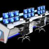 高端办公家具特殊办公家具-JL-EA图片