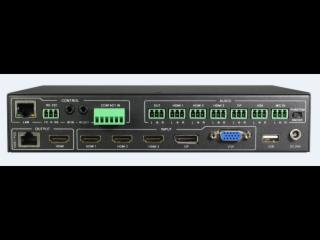 XR-DLXSXT-新銳視聽 HDMI DP VGA YPBPR CVBS多路信號演示切換器