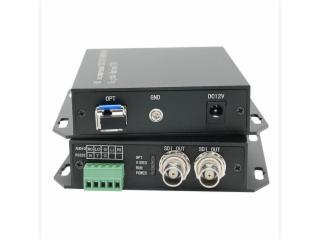 ZY-OS401T/R-智勇3G-SDI光端机