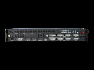 XR-4PJ-4-新銳視聽 4K HDMI DVI DP多畫面視頻拼接處理器  視頻圖像處理器