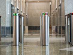 写字楼手机访客人脸电梯车牌预约系统
