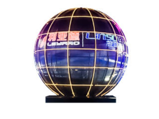 LED球形屏-定制顯示類LED球形屏