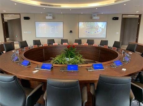上海金桥携手国药控股创新会议新模式