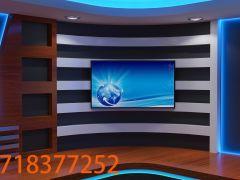 虚拟演播室动系统