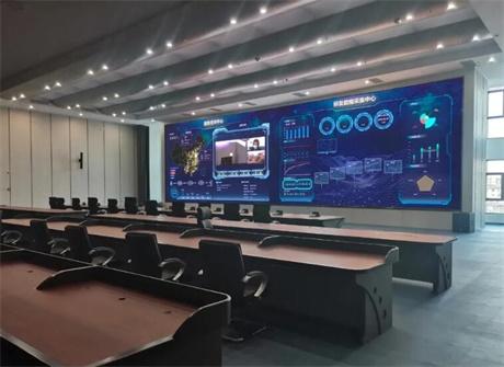 雷曼COB打造高速公路信息中心显示新标杆