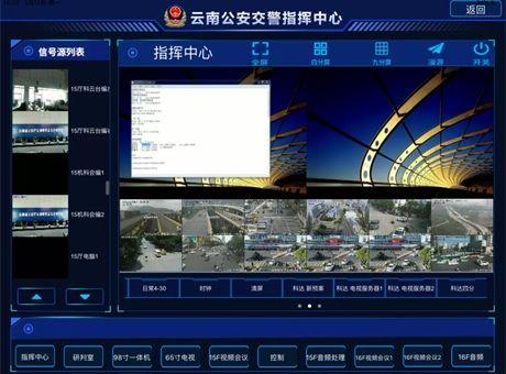 MICS云助推云南省公安厅交警总队指挥中心升级