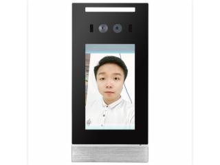 捷易科技D501-人臉識別考勤門禁一體機D501