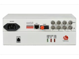 FCP-E4m-飞畅科技-4E1 PDH光端机(桌面式)