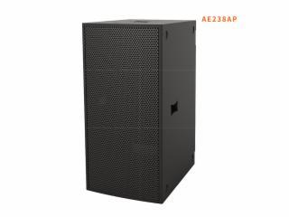 AE238AP-LAX  AE238AP 緊湊型有源系統超低頻揚聲器