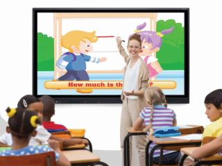 H75E3-75英寸智慧教育平板