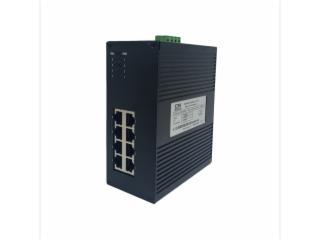 讯记科技8口百兆非网管工业以太网交换机