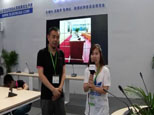 广州灯光音响展奥尔森报道视频
