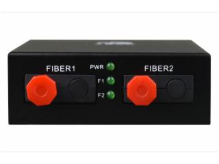 FCMJ-F2-飛暢科技-2光2電 2個百兆光轉2路百兆電(級聯型)光纖收發器