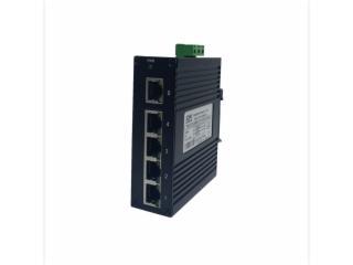 讯记科技5口非网管工业以太网交换机紧凑型
